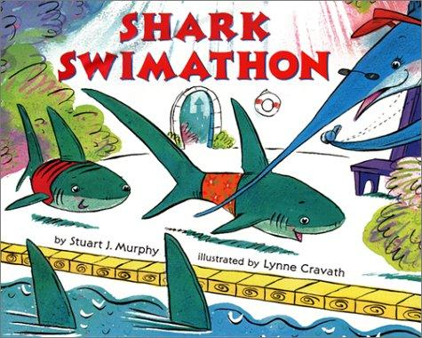 The shark swimathon by Stuart J. Murphy