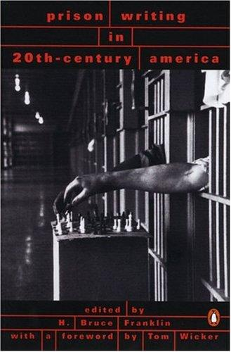 Prison Writing in 20th-Century America by