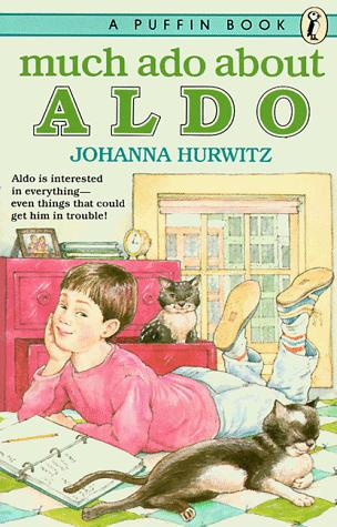 Much ado about Aldo by Johanna Hurwitz