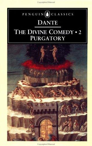 The comedy of Dante Alighieri by