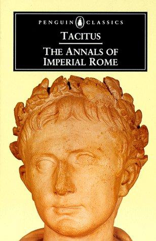 The annals of imperial Rome by P. Cornelius Tacitus