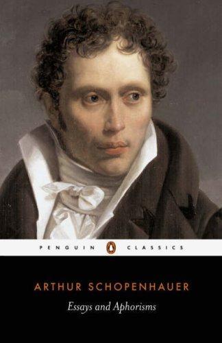 Essays and Aphorisms (The Penguin Classics)