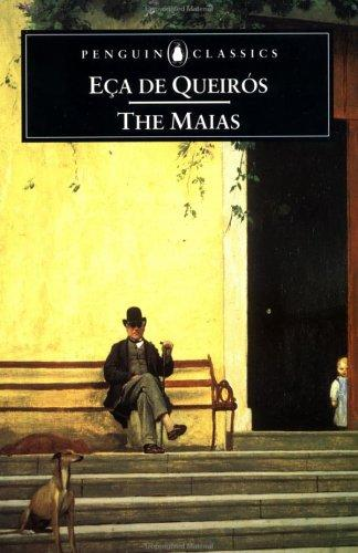 The Maias by José Maria Eça de Queirós