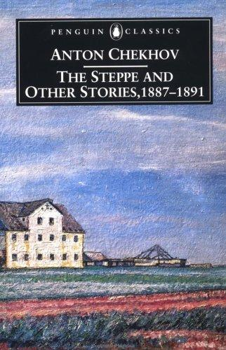 The steppe and other stories by Anton Pavlovich Chekhov