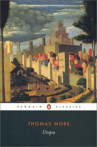 Utopia (Penguin Classics) by Thomas More