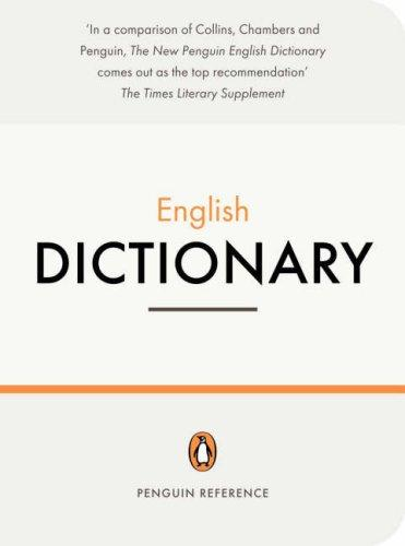 The Penguin English Dictionary by Robert Allen