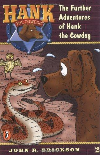 The further adventures of Hank the Cowdog by Jean Little