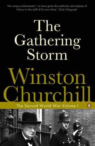 The Gathering Storm (Second World War) by Winston S. Churchill