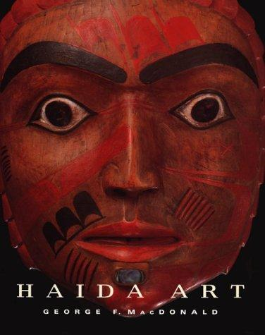 Haida art by George Frederick MacDonald