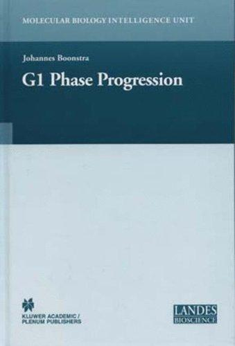 Regulation of G1 Phase Progression by Johannes Boonstra