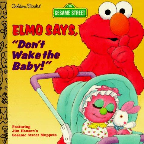 Don't Wake Baby by Golden Books