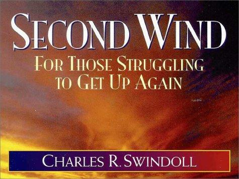 Second wind by Charles R. Swindoll