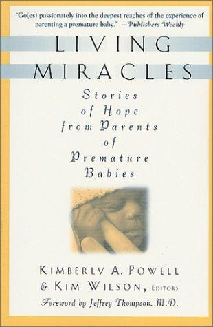 Living Miracles by Kim Wilson