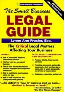 The small business legal guide